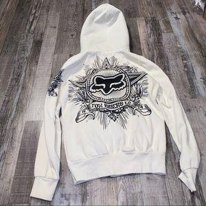 Fox riders fur jacket